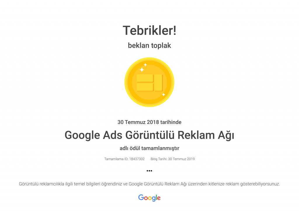 Google Ads Görüntülü Reklam Ağı _ Google